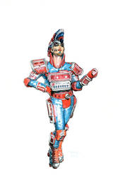 Electra from Starlight Express