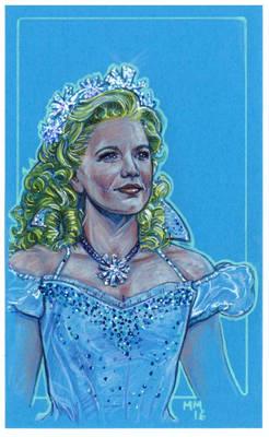 Wicked London 10th Anniversary - Glinda