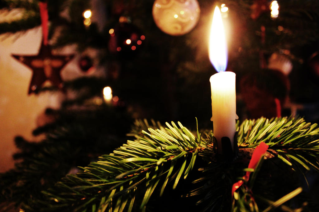 Christmas by Anneya
