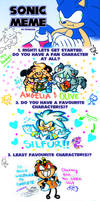 Silly Sonic Meme is Silly