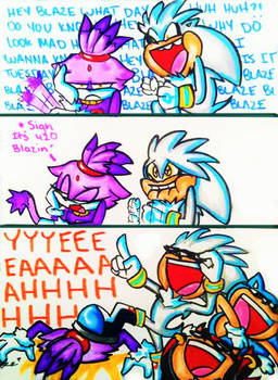 The Worst Day for Blaze (4-20)