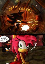 Shadow the Hedgehog Page 3