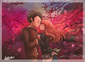 A Silent Voice~ by Blossom-fur7