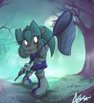 RP: Kira Blue by Blossom-fur7