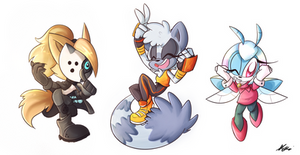 The IDW SQUAD