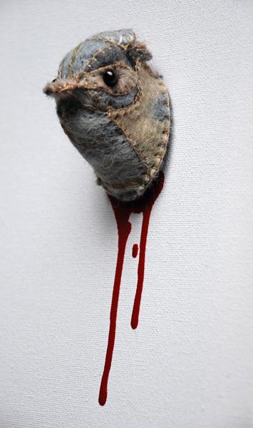 Til Death- Jenny wren by the-vibrant-city