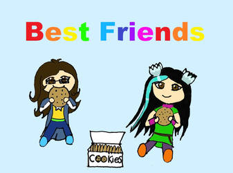 Best Friends by Anemoi-Anemi