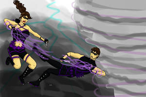 Genderbend Time Skip Anemi and Aeolus