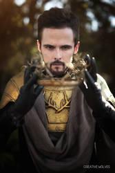 Renly Baratheon - cosplay by Kuromaru-dono