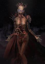 zombie sculpt by disresponsible