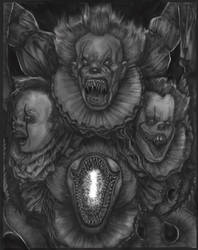 Pennywise 2017 by disresponsible
