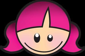 Pinky Girl by Jessigaps