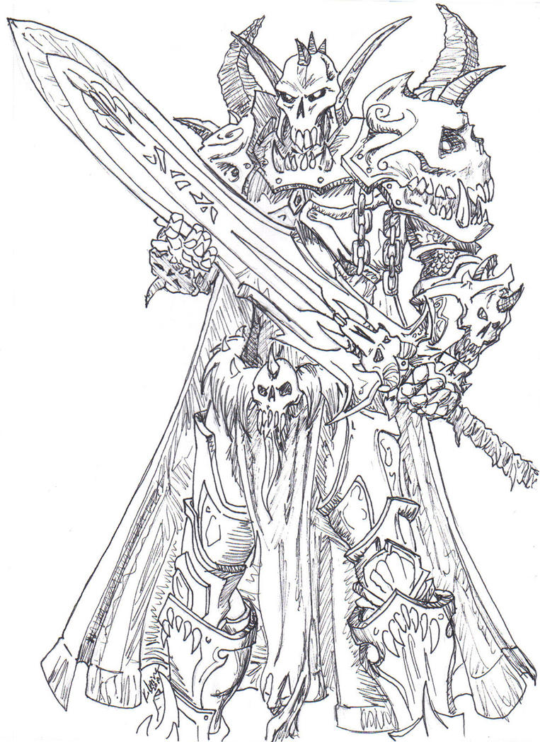 Dks coloring pages