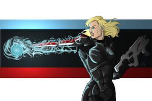 Shepard by K-Laine