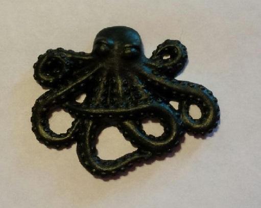 Octopus by ashkabibbles