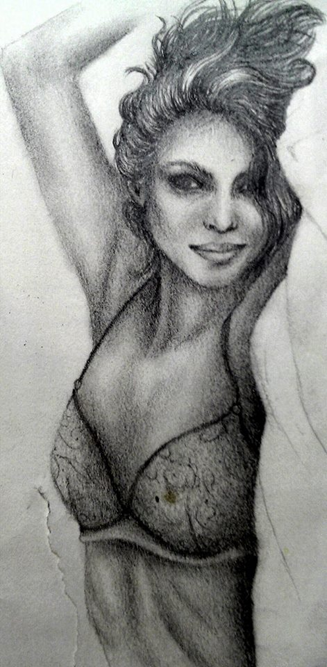 Woman by ashkabibbles