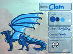 Clam Reference by GDTrekkie
