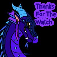 Thnx for the watch3 by GDTrekkie