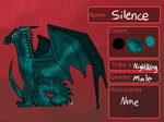 Silence Reference (Commission) by GDTrekkie