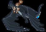 My Scrolls! (Starflight Wings of Fire) by GDTrekkie