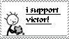 Victor stamp by my-chemical-emo