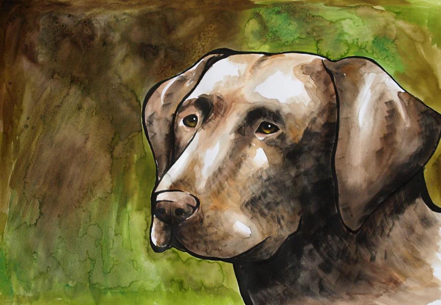 Dog by skitty2