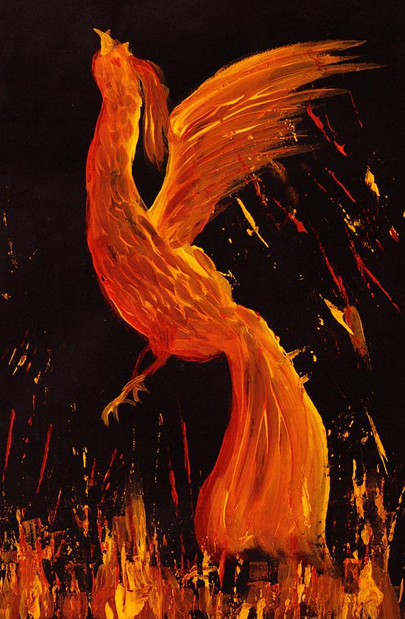 Phoenix by skitty2
