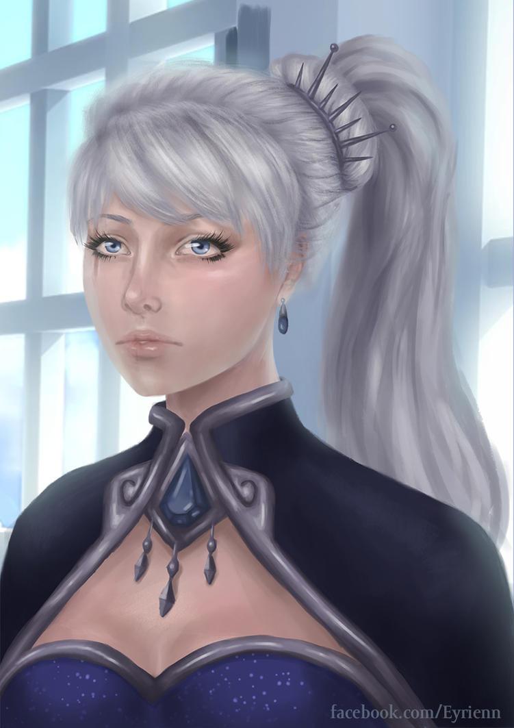 Weiss Schnee by skitty2