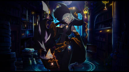 Witchcraft by Kronova
