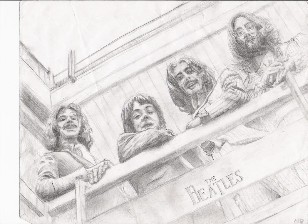 Ladies'n Gentlemen.The BEATLES by SoggyPizza