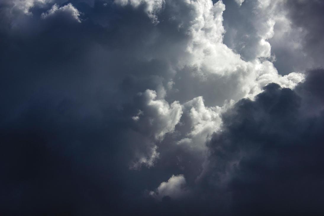 Clouds - I by Sklarlight