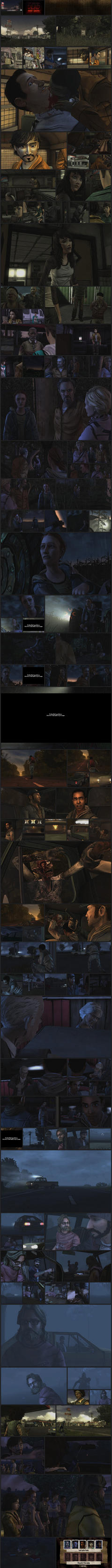 The Walking Dead - 400 Days - Screenshot Summary. by Sklarlight