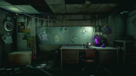 Five Nights at Freddy's 3 - UE4 by Sklarlight