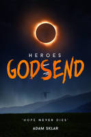 Heroes: Godsend Book Cover Concept