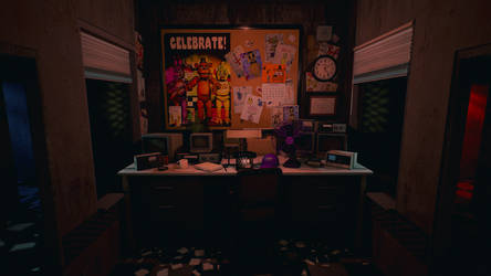 Five Nights at Freddy's - UE4