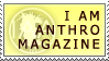 I Am Anthro Magazine Stamp 0 by iaa-m