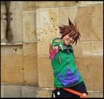 Sora - play of  colours by MarikuArt