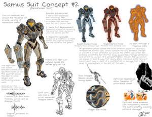 Samus Suit Concept 2