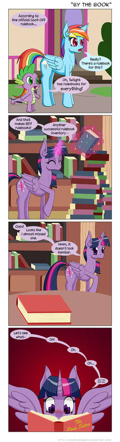 By The Book