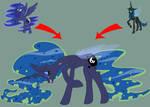 Pone-A-Day 8: Lunalis
