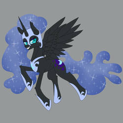 Pone-A-Day 40: Nightmare Moon