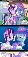 The Busiest Princess in Equestria
