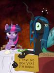 Pony Courtship Rituals