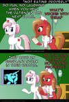 Ask Pun Pony - Not Eating Properly
