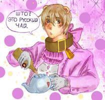 Russian Tea? by Hiluxy
