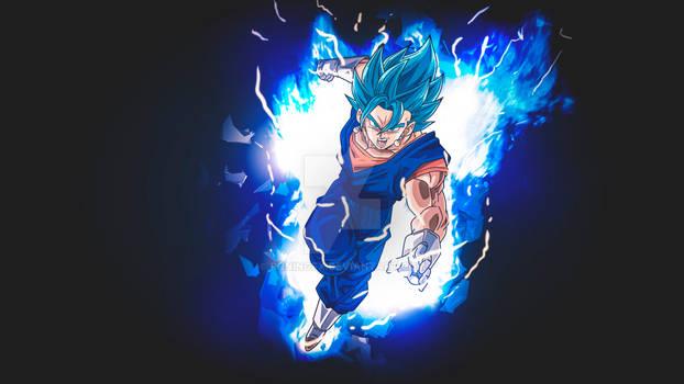 Vegetto Blue - Dragon Ball Super