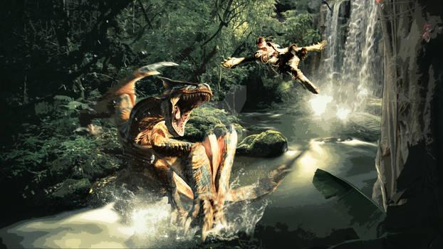 Tigrex - Monster Hunter