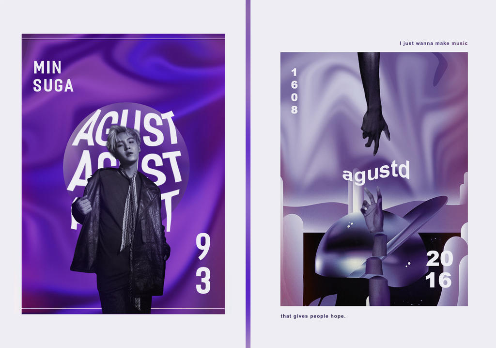 2yearswithAGUSTD by BHMeapril