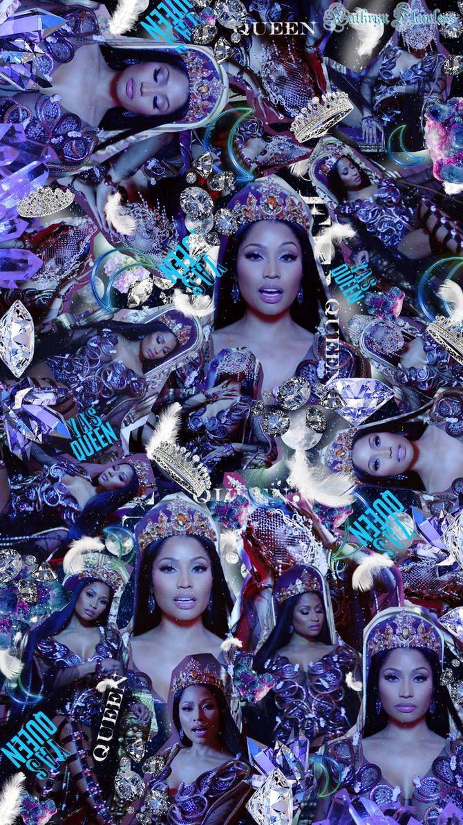 Nicki minaj no frauds video art edit wallpaper by kathrynflawless on nicki minaj no frauds video art edit wallpaper by kathrynflawless voltagebd Image collections