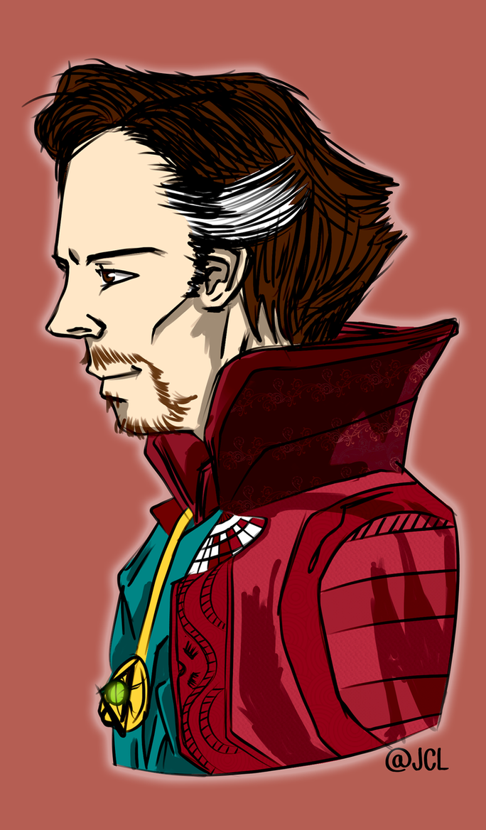 Doctor Strange by jclover0577